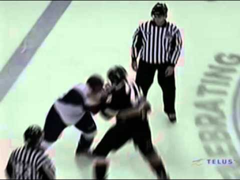 Dany Potvin vs. Patrick McGrath