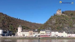 Rhein Kurz-Kreuzfahrt Romantik mit A-ROSA SILVA