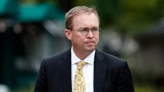Trump picks Mick Mulvaney as acting White House chief of staff