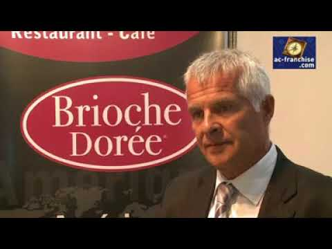 Archive 2008: Interview du franchiseur Brioche Dorée