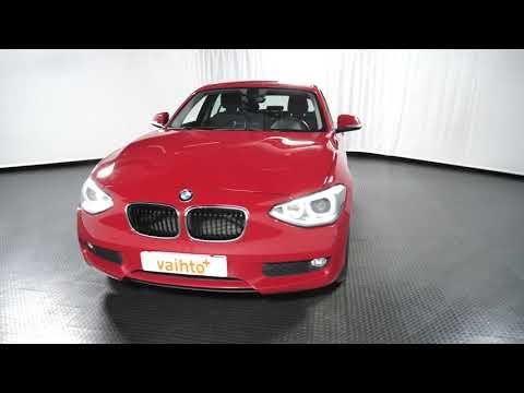 BMW 114 i F20 TwinPower Turbo Business 5ov (MY13, Monikäyttö, Manuaali, Bensiini, IKX-817