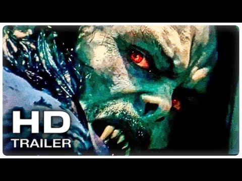 МОРБИУС Русский Трейлер #1 (2020) Джаред Лето Superhero Marvel Movie HD