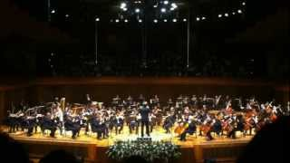 """""""Marcha de Zacatecas""""   Orquesta Filarmónica de la UNAM México - 1ra. Temporada 2013"""