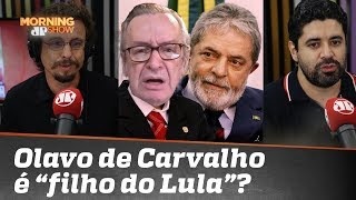 """Olavo de Carvalho """"filho do Lula""""?"""