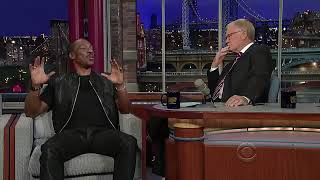 Eddie Murphy interview with David letterman