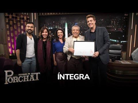 Programa do Porchat (completo)   Mauricio de Sousa (03/05/2018)