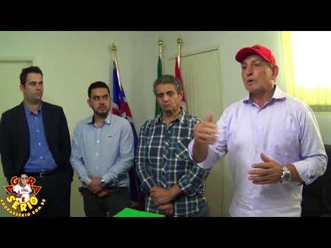 Prefeito Ayres Scorsatto fala sobre a Construção do Retorno de Juquitiba