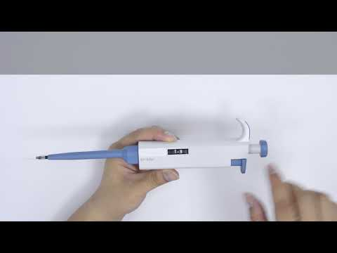 Autoclavable pipettes tips ejecting easily pipettors cheap price