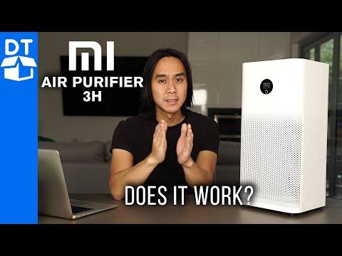 External Review Video uziHbVZ1oZg for Xiaomi Mi Air Purifier 3H (AC-M10-SC)