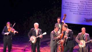 Auden's Train, Steve Martin & The Steep Canyon Rangers