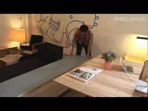 Hartz-IV-Wohnung: Bauhaus für Billigheimer - SPIEGEL TV