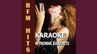 I Saw the Light (Originally Performed by Wynonna Judd) (Karaoke Version)