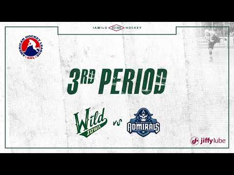 Admirals vs. Wild | Dec. 29, 2018