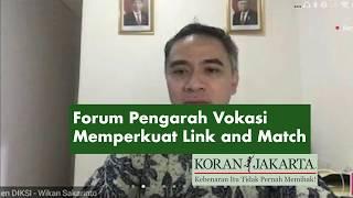 Forum Pengarah Vokasi Memperkuat Link and Match