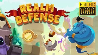 Realm Defense: Hero Legends Td Game Review 1080P Official Babeltime Inc