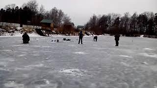 Рыбалка в коняшино раменский район