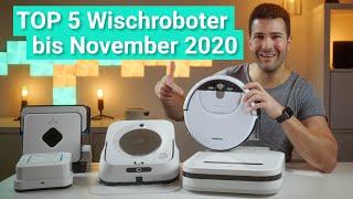 WISCHROBOTER TEST 2020 - Die TOP 5 im VERGLEICH & was DIE BESTEN WIRKLICH KÖNNEN!