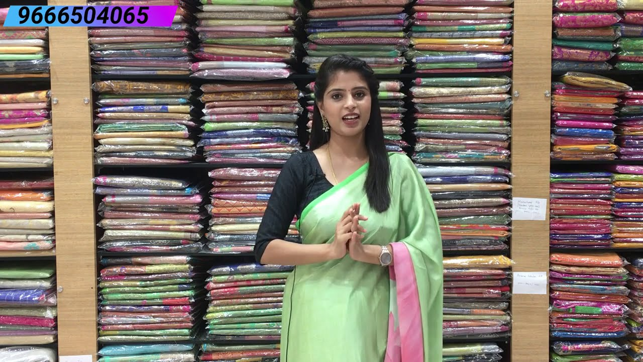"<p style=""color: red"">Video : </p>Georgette Sarees Collections 