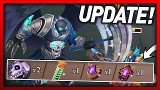Knights and Dragons UPDATE!! Features and optimizations! Top 2 Raid Blitz, Heroic Mode, Weekend Raid