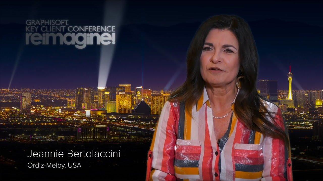 Jeannie Bertolaccini, AIA, Ordiz-Melby Architects, USA - GRAPHISOFT KCC Las Vegas