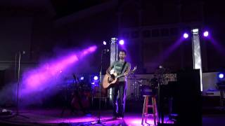 Aaron Shust - To God Alone - Called To Love Tour NJ 2011
