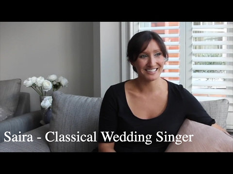 Saira - Classical Wedding and Event Singer Video