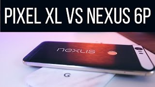 Google Pixel XL vs Nexus 6P: Does the Nexus hold its own?