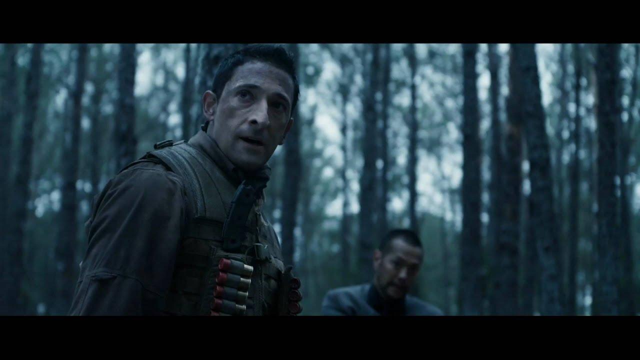 Predators Official Trailer
