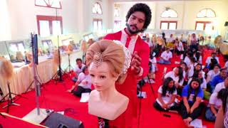 Best Hair & Make Up School Tutorial By (Anurag Makeup Mantra) 2018 | HD | India