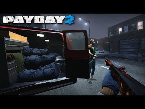 Shadow Raid - 75 Detection - ALL LOOT (PAYDAY 2)