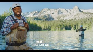 Find your above average adventure in Mammoth Lakes