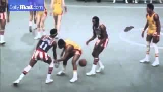 Смотреть онлайн Баскетбол как представление: Медоуларк Лемон