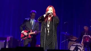 "Wynonna Judd & the Big Noise ""Billy #4"" (Dylan Fest Nashville, 24 May 2017)"