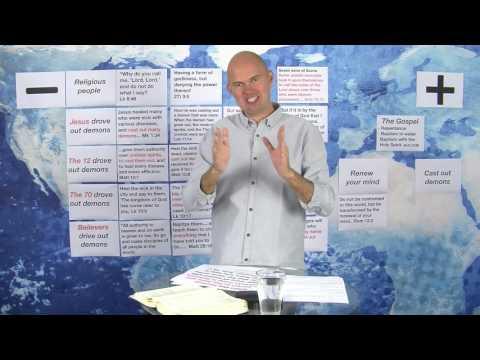 Lekcija 22 – Praktično o isterivanju demona (oslobođenju)