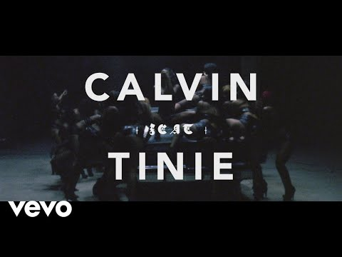 Calvin Harris Ft. Tinie Tempah – Drinking From The Bottle