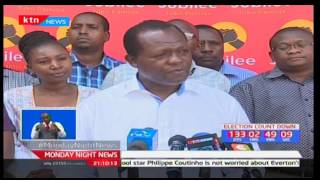 Jubilee leaders face disciplinary action over violence at party's selection of country boards