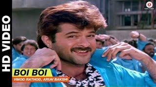 Boi Boi - Laadla | Vinod Rathod, Arun Bakshi | Anil Kapoor