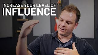 Increase your level of leadership and influence by investing in others