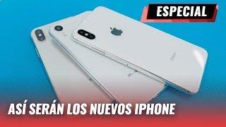 iPhone Xs: todo lo que sabemos sobre el próximo lanzamiento de Apple