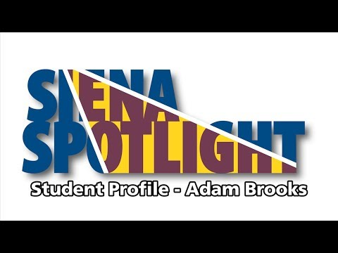 Student Profile - Adam Brooks