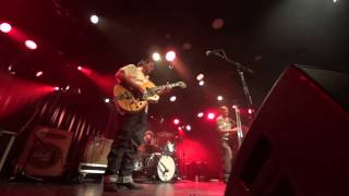 ''Keep On Lovin' me, Baby'' The Paladins in Paradiso North -  Amsterdam 19-04-2017
