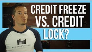 🔐 Credit freeze vs credit lock. | FinTips 🤑