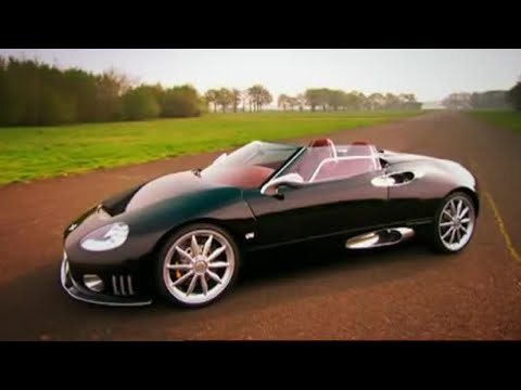Spyker Car Review – Top Gear – BBC