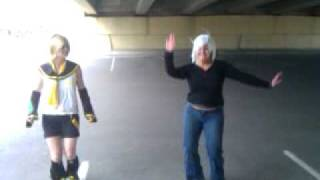 Dancing Under the Underpass