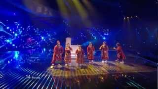 Buranovskiye Babushki - Party for Everybody (Russia) Eurovision 2012 Semifinal1 Original HD 720P