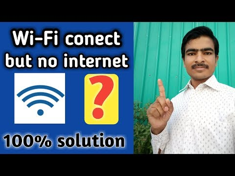 Download How To Fix Internet Connected But No Internet Access Video