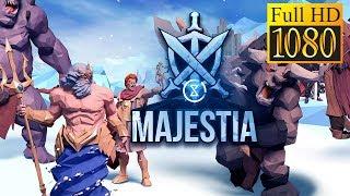 Majestia Game Review 1080P Official Com2Us