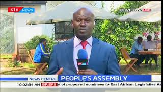 NASA's campaign of the People's Assembly continues as Kwale County joins 11 Counties to pass motion