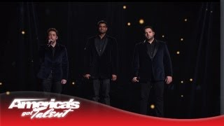 "Forte - Opera Trio's Encore Performance of ""The Prayer"" - America's Got Talent 2013 Finals"