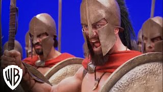 300 | A Glimpse from the Set: Making 300 the Movie | Warner Bros. Entertainment
